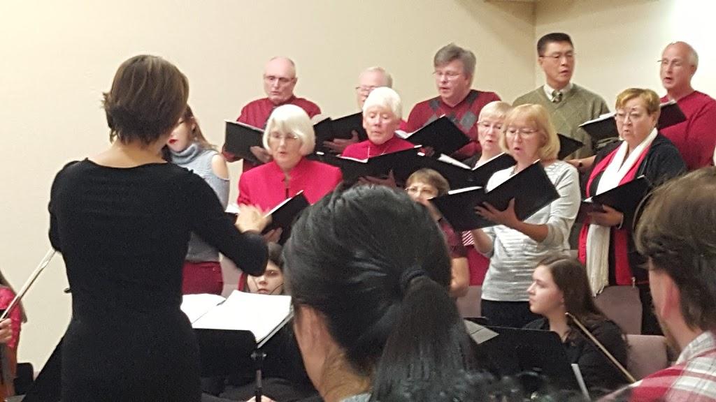 Horizon Presbyterian Church - church  | Photo 5 of 10 | Address: 1401 E Liberty Ln, Phoenix, AZ 85048, USA | Phone: (480) 460-1480