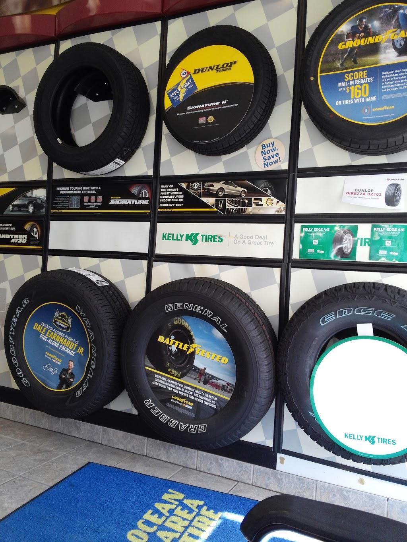 Ocean Area Tire - car repair    Photo 7 of 10   Address: 34461 Atlantic Ave, Ocean View, DE 19970, USA   Phone: (302) 539-1700