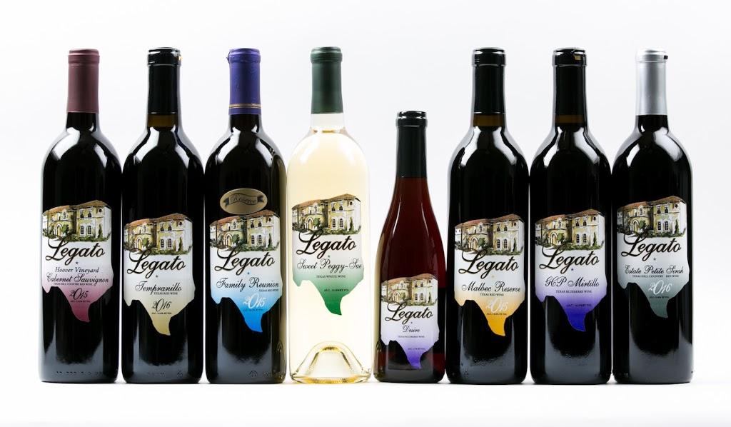 Texas Legato Winery | store | 2935 FM1478, Lampasas, TX 76550, USA