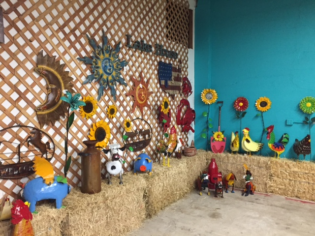 Nanny Goats Garden Art & Gift Boutique | store | 325 State Hwy 20 Ste B, Upper Lake, CA 95485, USA | 7072459483 OR +1 707-245-9483