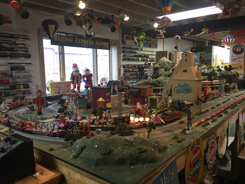 I Love Toy Trains Store - store  | Photo 4 of 10 | Address: 4212 W 1000 N, Michigan City, IN 46360, USA | Phone: (219) 879-2822