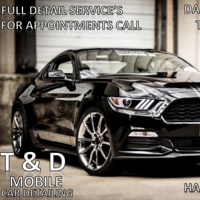 T&D_MobileCarDetailing - car wash    Photo 1 of 2   Address: 1301 E Avenue I space 349, Lancaster, CA 93535, USA   Phone: (661) 886-3445
