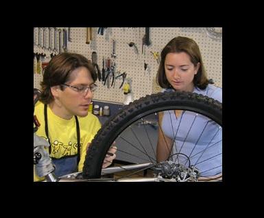 Competitive Edge Ski-Bike, Inc. - bicycle store  | Photo 5 of 6 | Address: 19 North St, Easthampton, MA 01027, USA | Phone: (413) 538-7662