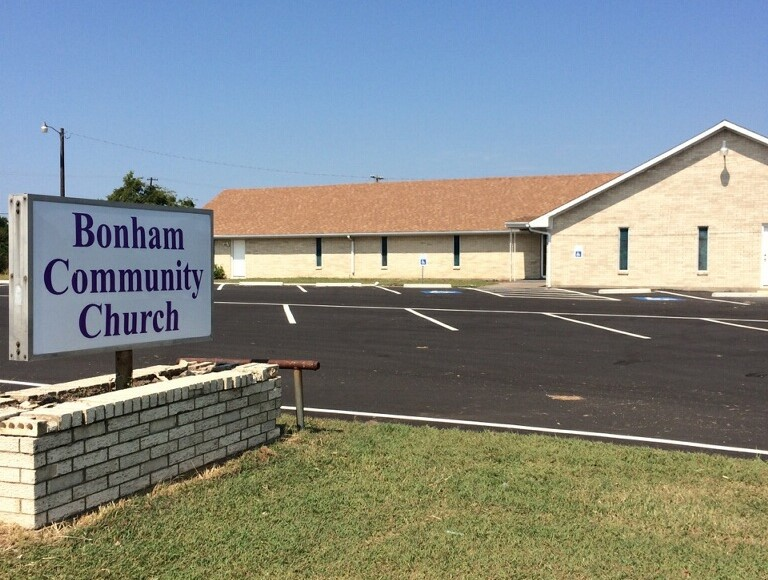 Bonham Community Church of the Nazarene - church    Photo 4 of 10   Address: 347 FM273, Bonham, TX 75418, USA   Phone: (903) 583-4206