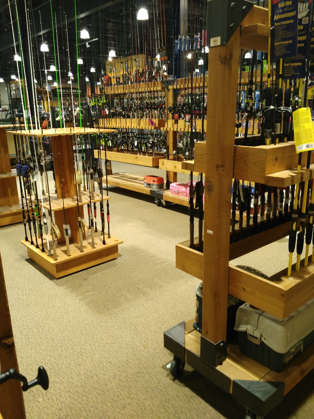 DICKS Sporting Goods - bicycle store  | Photo 10 of 10 | Address: 6020 E 82nd St, Indianapolis, IN 46250, USA | Phone: (317) 576-0300