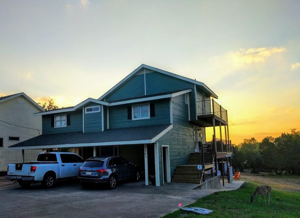 Isla Vista - House By The Lake - lodging  | Photo 1 of 8 | Address: 1363 Amanda Dr, Canyon Lake, TX 78133, USA