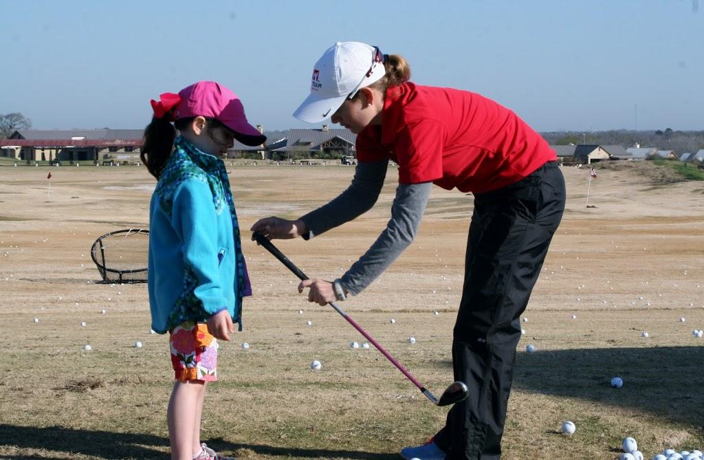 Texas Team Junior Golf Wendi Wiese, PGA Director of Instruction - health  | Photo 4 of 10 | Address: 4500 Pebble Creek Pkwy, College Station, TX 77845, USA | Phone: (979) 574-6003