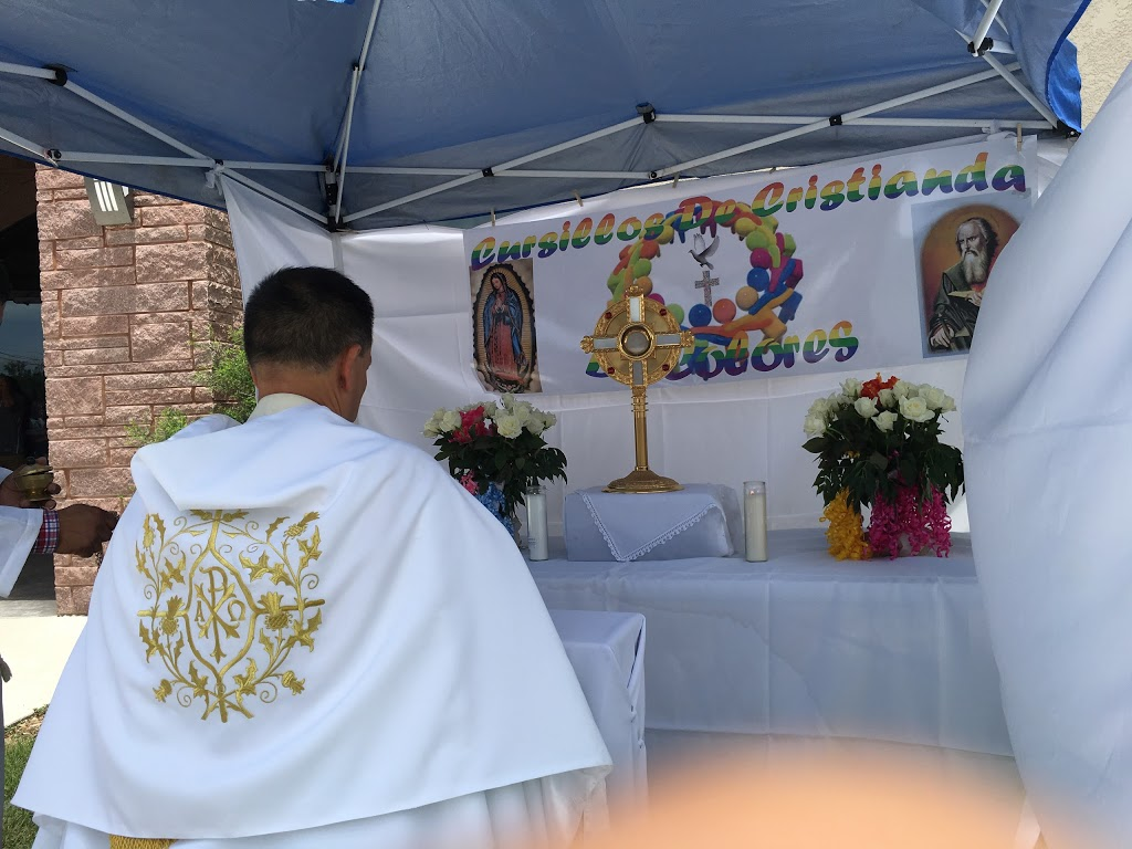St. John The Evangelist Catholic Church - church  | Photo 3 of 10 | Address: 105 Ranch Rd 1431, Marble Falls, TX 78654, USA | Phone: (830) 693-5134