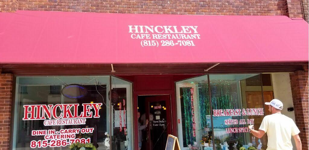Hinckley Cafe - cafe  | Photo 3 of 8 | Address: 116 E Lincoln Ave #1, Hinckley, IL 60520, USA | Phone: (815) 286-7081