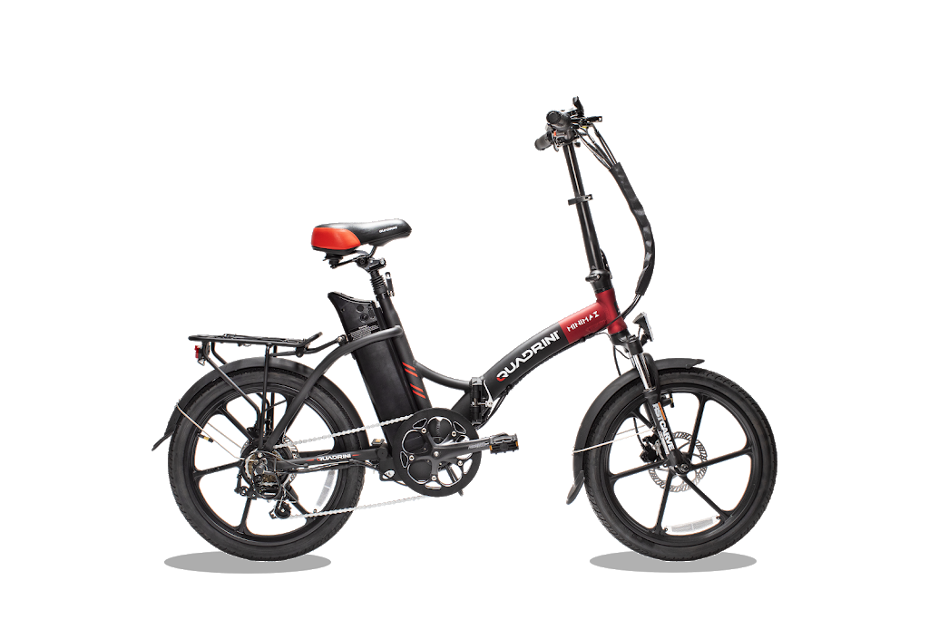 Quadrini USA Electric Bikes - bicycle store  | Photo 9 of 10 | Address: 30 N Maple St, Florence, MA 01062, USA | Phone: (800) 618-1512