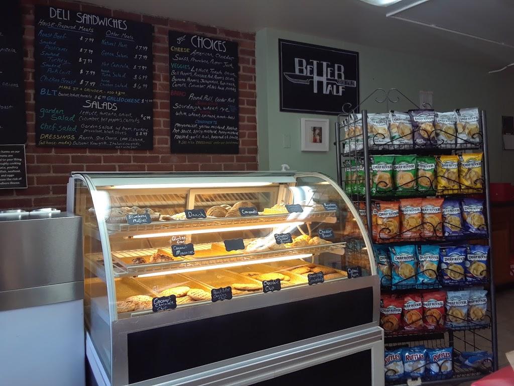 Better Half Bistro - restaurant  | Photo 9 of 10 | Address: 360 Main St, Pine Meadow, CT 06061, USA | Phone: (860) 379-1818