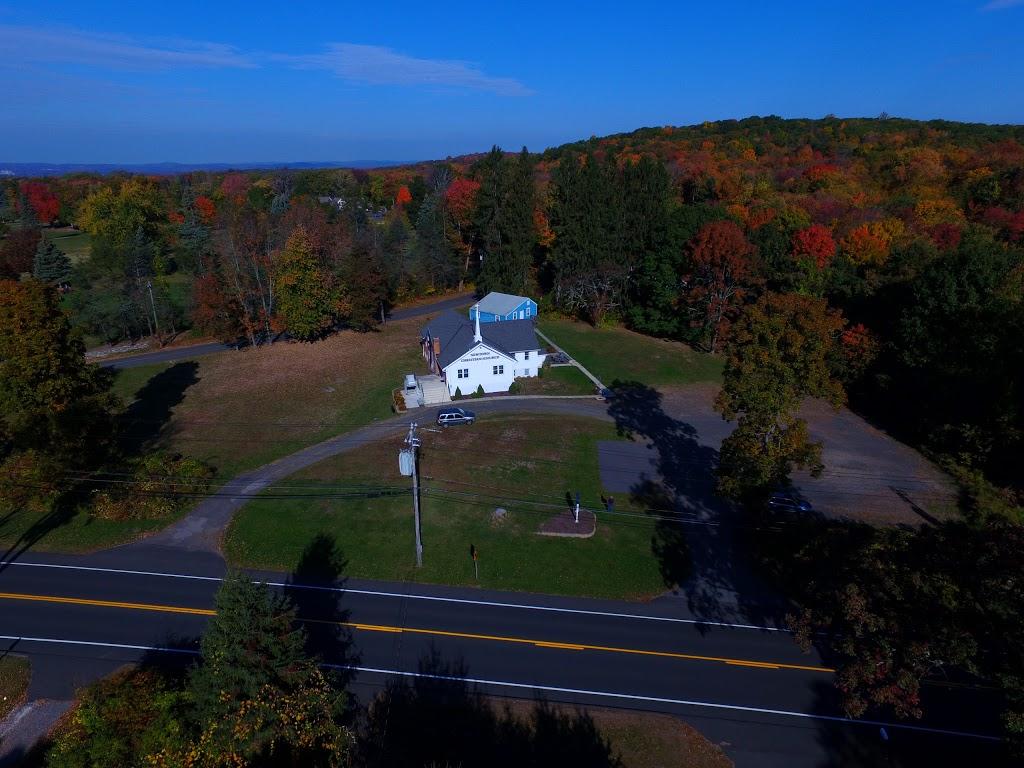 Newtown Christian Church - church  | Photo 5 of 6 | Address: 210 Sugar St, Newtown, CT 06470, USA | Phone: (203) 426-6189