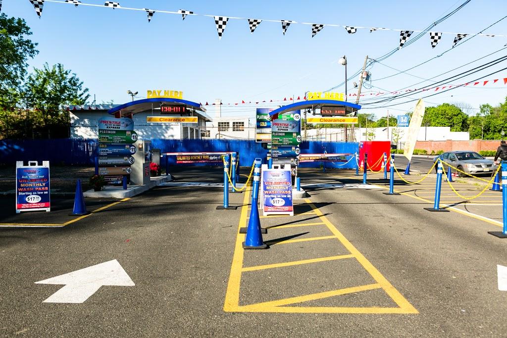 Prestige Auto Wash Express - North Broad St - car wash  | Photo 7 of 10 | Address: 1521 N Broad St, Hillside, NJ 07205, USA | Phone: (973) 282-1109
