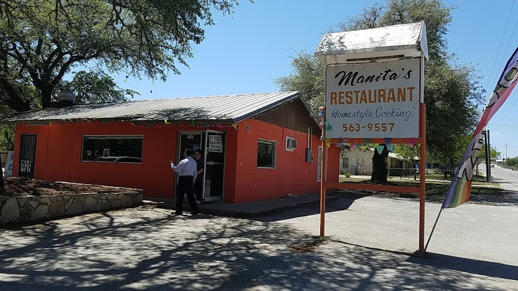 Manitas Restaurant - restaurant  | Photo 2 of 7 | Address: 301 Spring St, Brackettville, TX 78832, USA | Phone: (830) 563-9557
