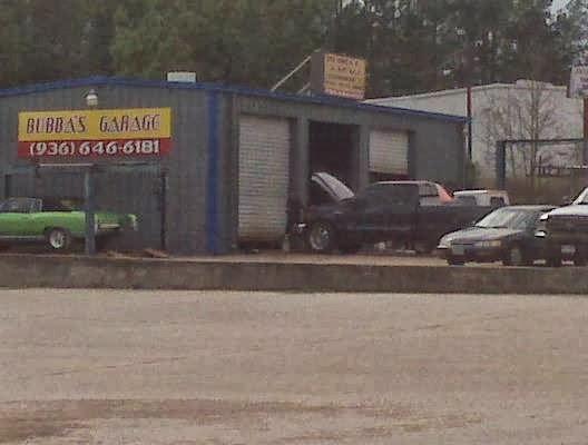 Bubbas Garage - car repair  | Photo 1 of 1 | Address: 13333 US-190, Onalaska, TX 77360, USA | Phone: (936) 646-6181