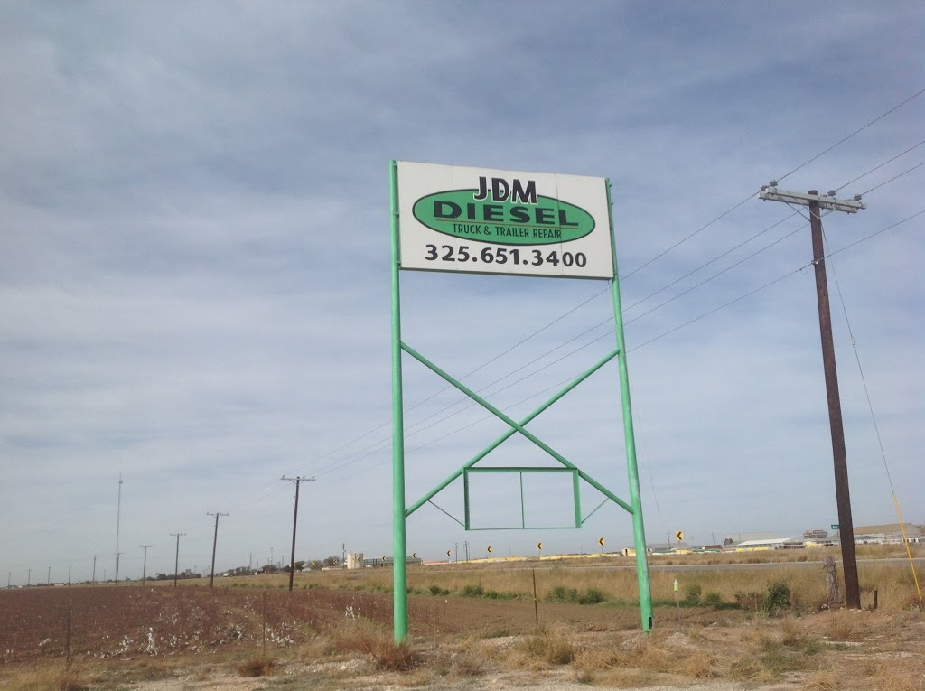 JDM Diesel - car repair  | Photo 1 of 2 | Address: 9471 US-87, Wall, TX 76957, USA | Phone: (325) 651-3400