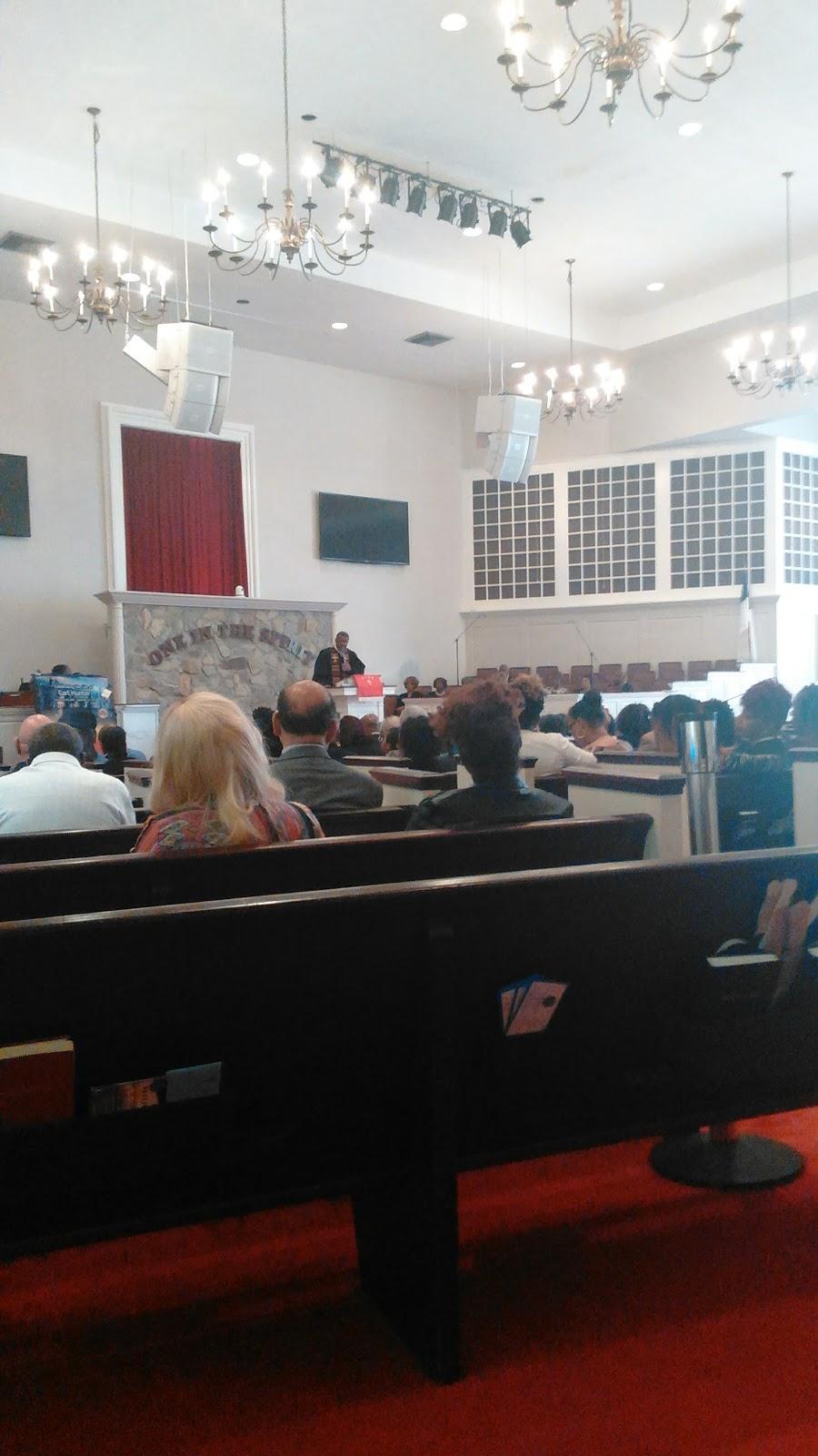 St. Stephen Baptist Church - church  | Photo 9 of 10 | Address: 5757 Temple Hill Rd, Camp Springs, MD 20748, USA | Phone: (301) 899-8885