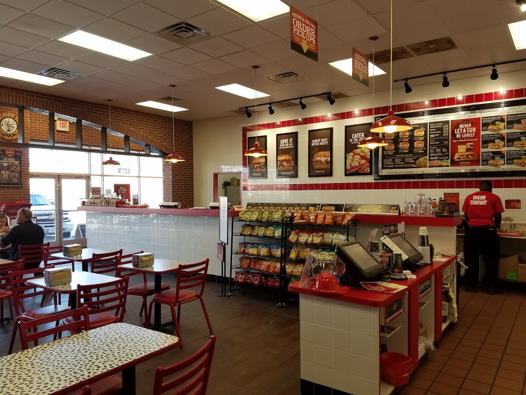 Firehouse Subs - meal delivery  | Photo 1 of 10 | Address: 1659 Interstate 35 Frontage Rd #101, New Braunfels, TX 78130, USA | Phone: (830) 626-1305