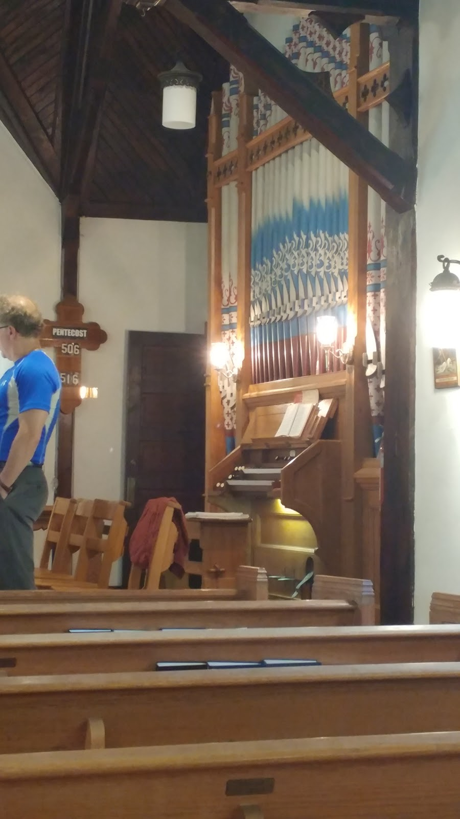 St Johns Episcopal Church - church    Photo 9 of 10   Address: 3857 N Kostner Ave, Chicago, IL 60641, USA   Phone: (773) 725-9026