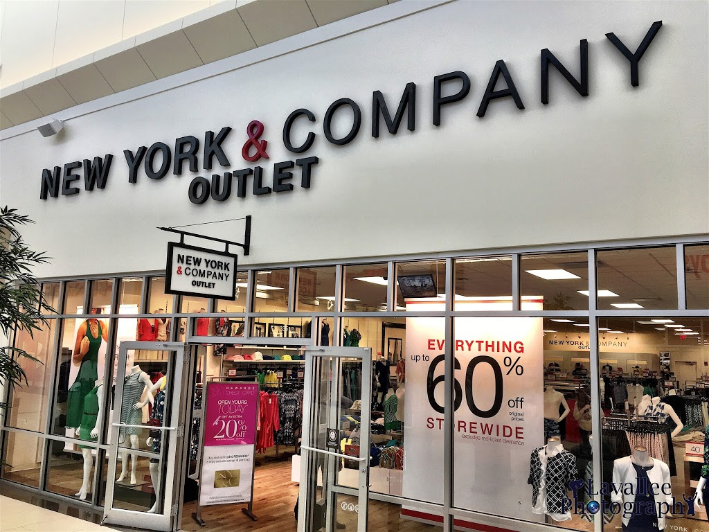 New York & Co Outlet - department store  | Photo 1 of 2 | Address: 455 Trolley Line Blvd, Ledyard, CT 06338, USA | Phone: (860) 213-5542