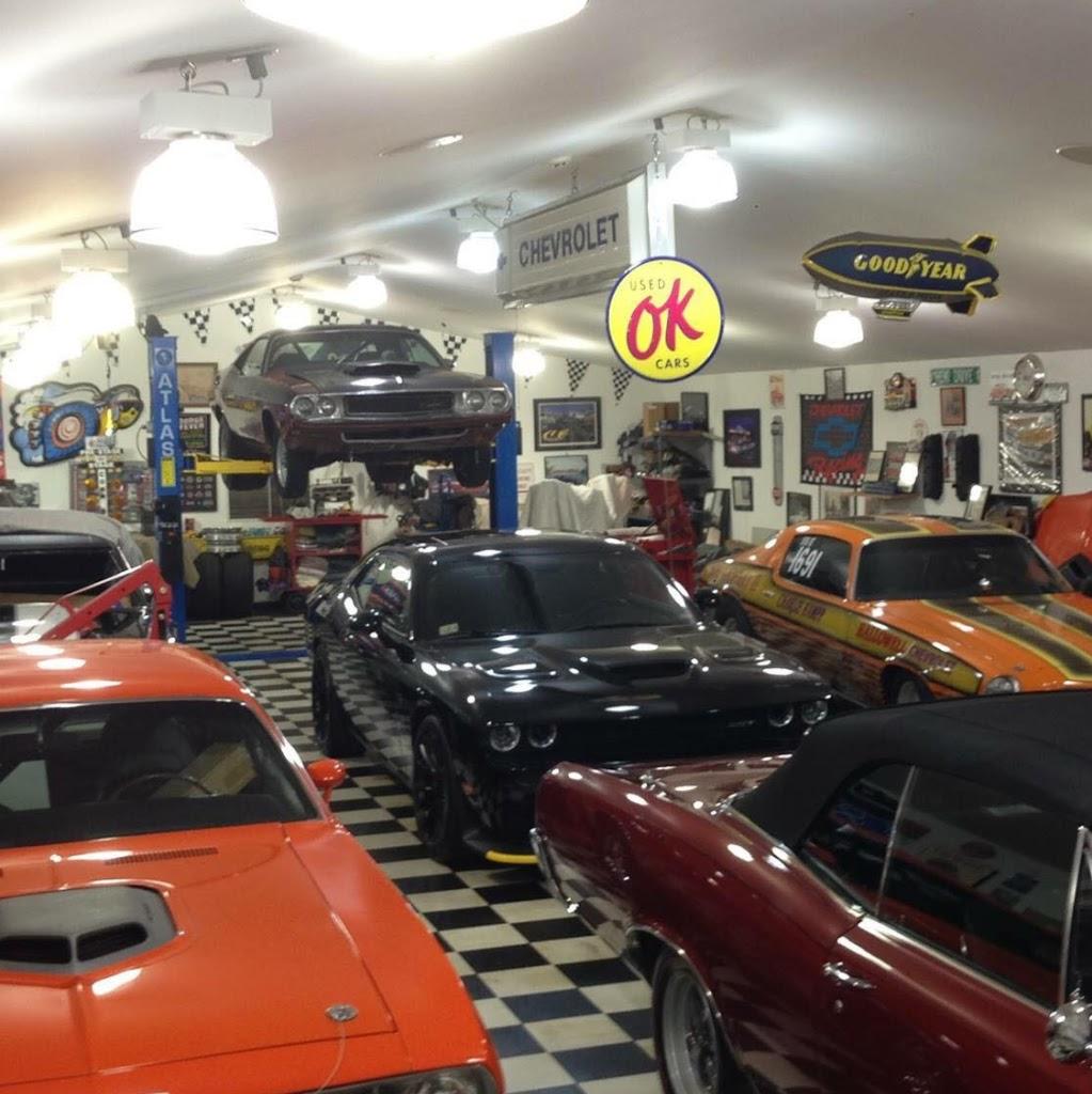 East Coast American Muscle Cars - car repair  | Photo 1 of 8 | Address: 26 Jensen St #9390, Belchertown, MA 01007, USA | Phone: (413) 512-0603