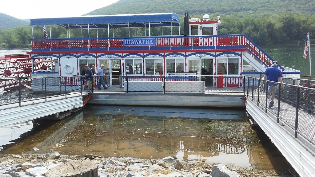 Hiawatha Paddlewheel Riverboat - travel agency  | Photo 10 of 10 | Address: 2205 Hiawatha Blvd, Williamsport, PA 17701, USA | Phone: (570) 326-2500