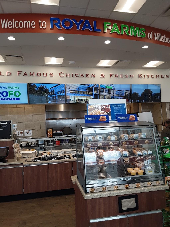 Royal Farms - convenience store  | Photo 5 of 10 | Address: 30217 Commerce Dr, Millsboro, DE 19966, USA | Phone: (302) 316-3050