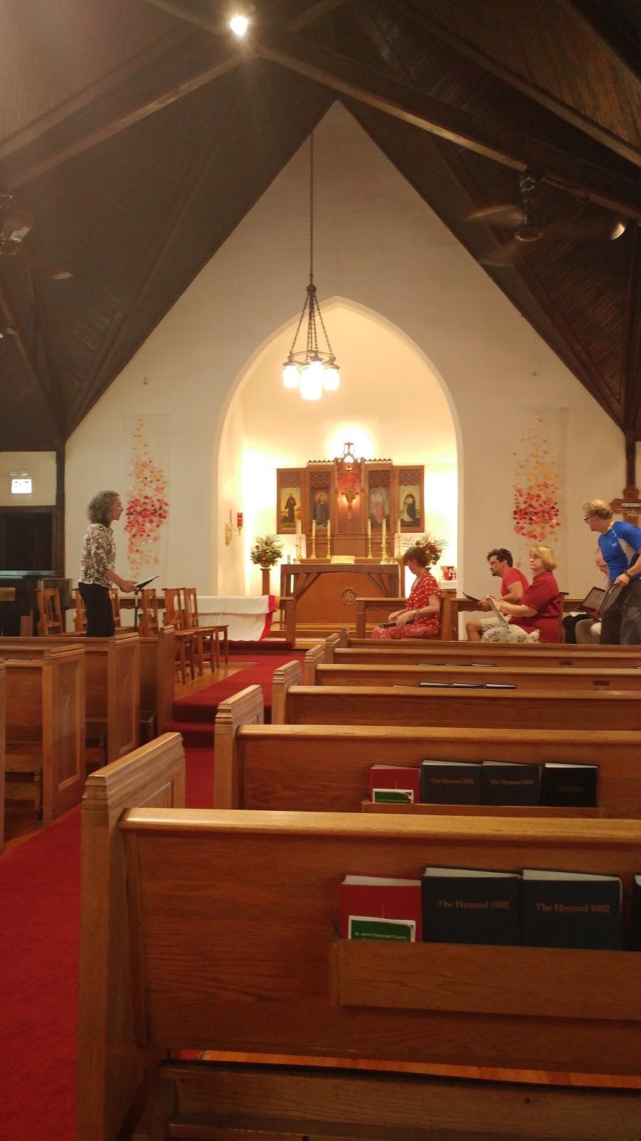 St Johns Episcopal Church - church    Photo 8 of 10   Address: 3857 N Kostner Ave, Chicago, IL 60641, USA   Phone: (773) 725-9026