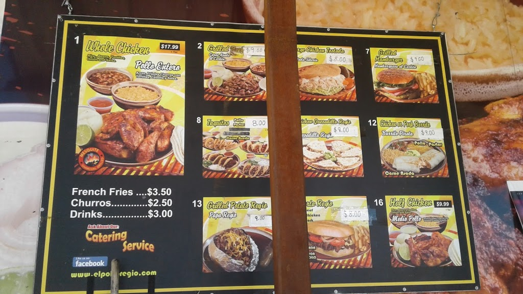 Pollo Regio - restaurant    Photo 2 of 10   Address: 6215 Colton Rd, Austin, TX 78744, USA   Phone: (512) 578-8985