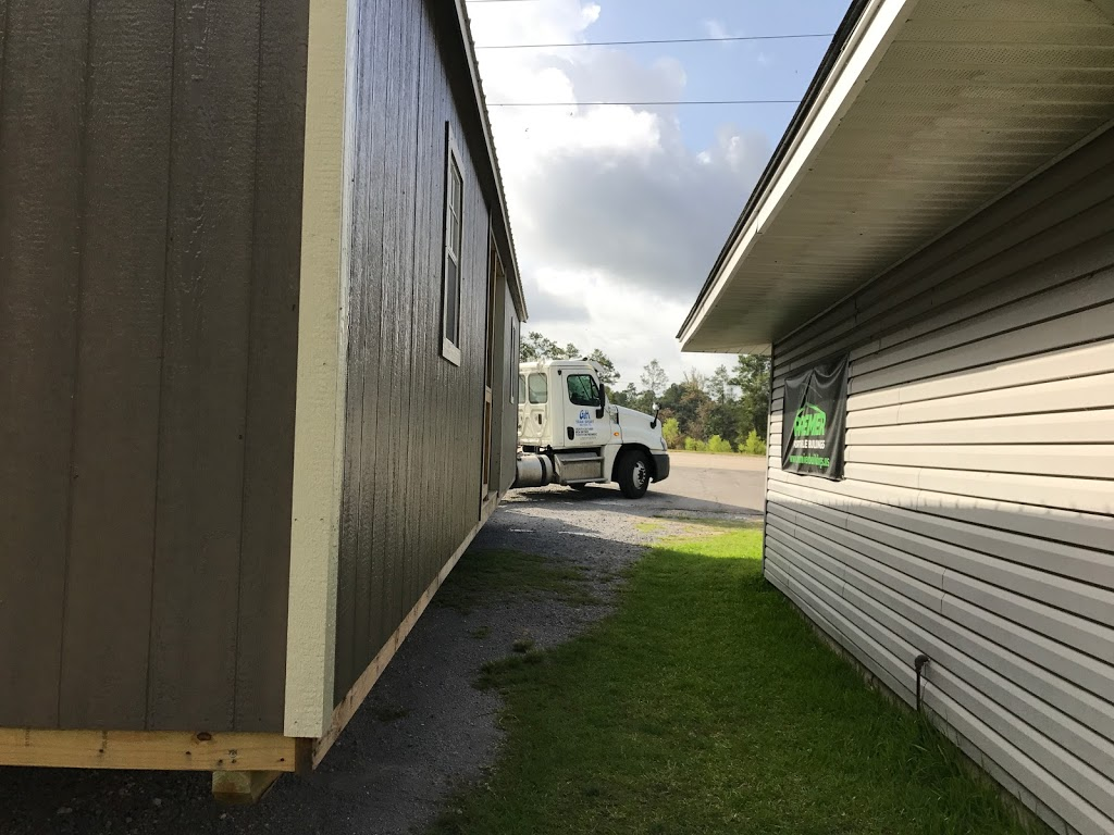 Howard Sales-Stor Mor Portable Buildings - real estate agency  | Photo 6 of 10 | Address: 37434 US-96, Buna, TX 77612, USA | Phone: (409) 698-8853