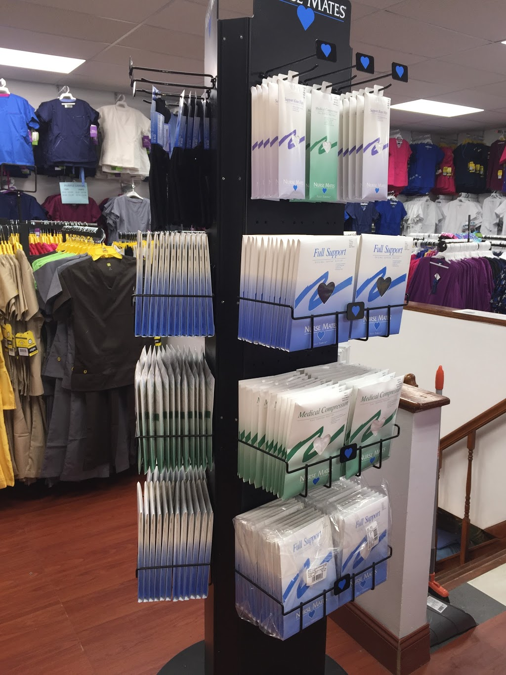 Old Country Medical Apparel - clothing store  | Photo 5 of 10 | Address: 451 Old Country Rd, Westbury, NY 11590, USA | Phone: (516) 307-8968
