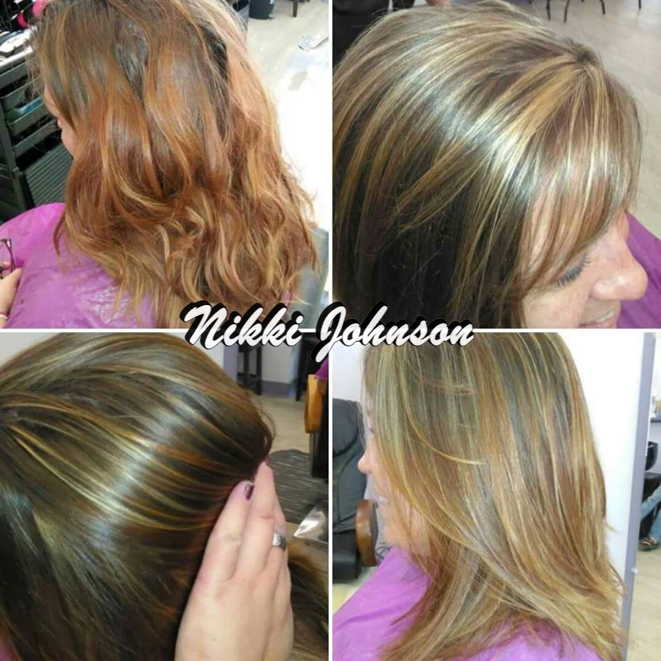 Nikki at All About You Hair Salon and Tanning - hair care    Photo 5 of 10   Address: 9075 1200 N, De Motte, IN 46310, USA   Phone: (765) 761-7119