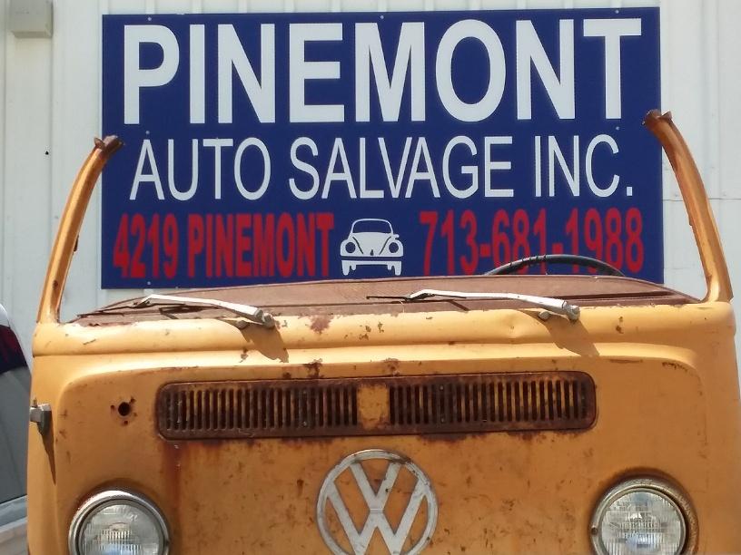 Pinemont Auto Salvage, Inc. - car repair  | Photo 4 of 10 | Address: 4219 Pinemont Dr, Houston, TX 77018, USA | Phone: (713) 681-1988