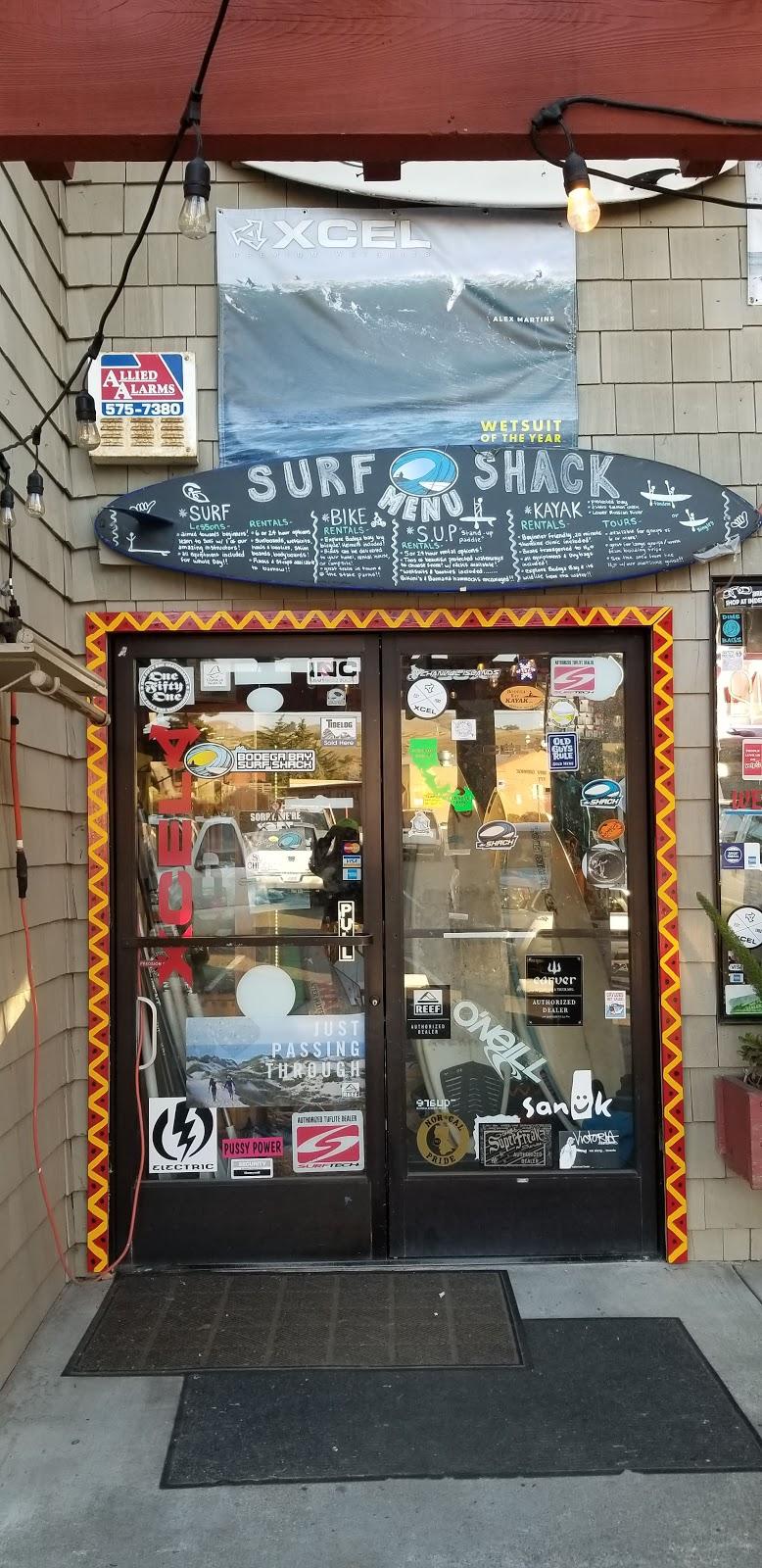 Bodega Bay Surf Shack - store  | Photo 7 of 8 | Address: 1400 CA-1 e, Bodega Bay, CA 94923, USA | Phone: (707) 875-3944