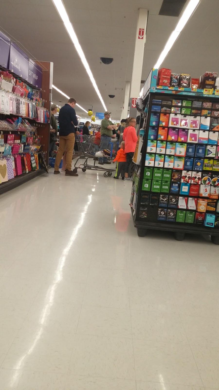 Walmart Supercenter - department store  | Photo 8 of 10 | Address: 1169 S Main St, Mansfield, PA 16933, USA | Phone: (570) 662-1115