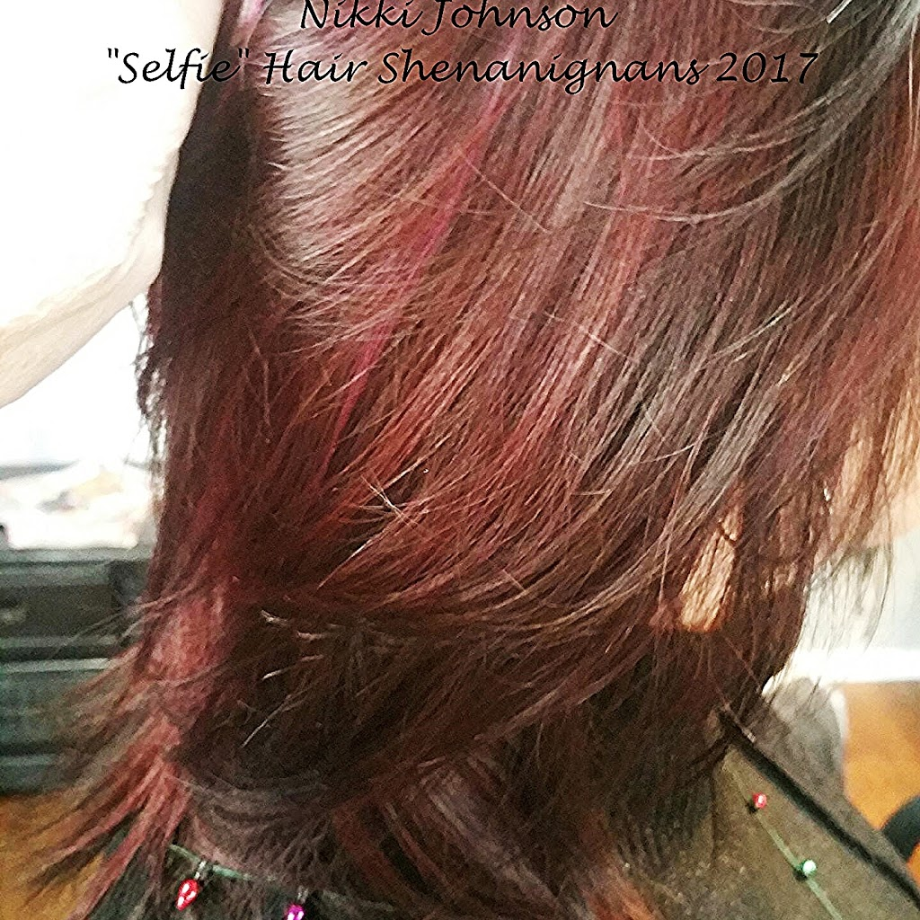 Nikkis Hair Shenanigans at All About You Hair And Tanning Salon - hair care  | Photo 8 of 10 | Address: 9227 County Line Rd, De Motte, IN 46310, USA | Phone: (765) 761-7119