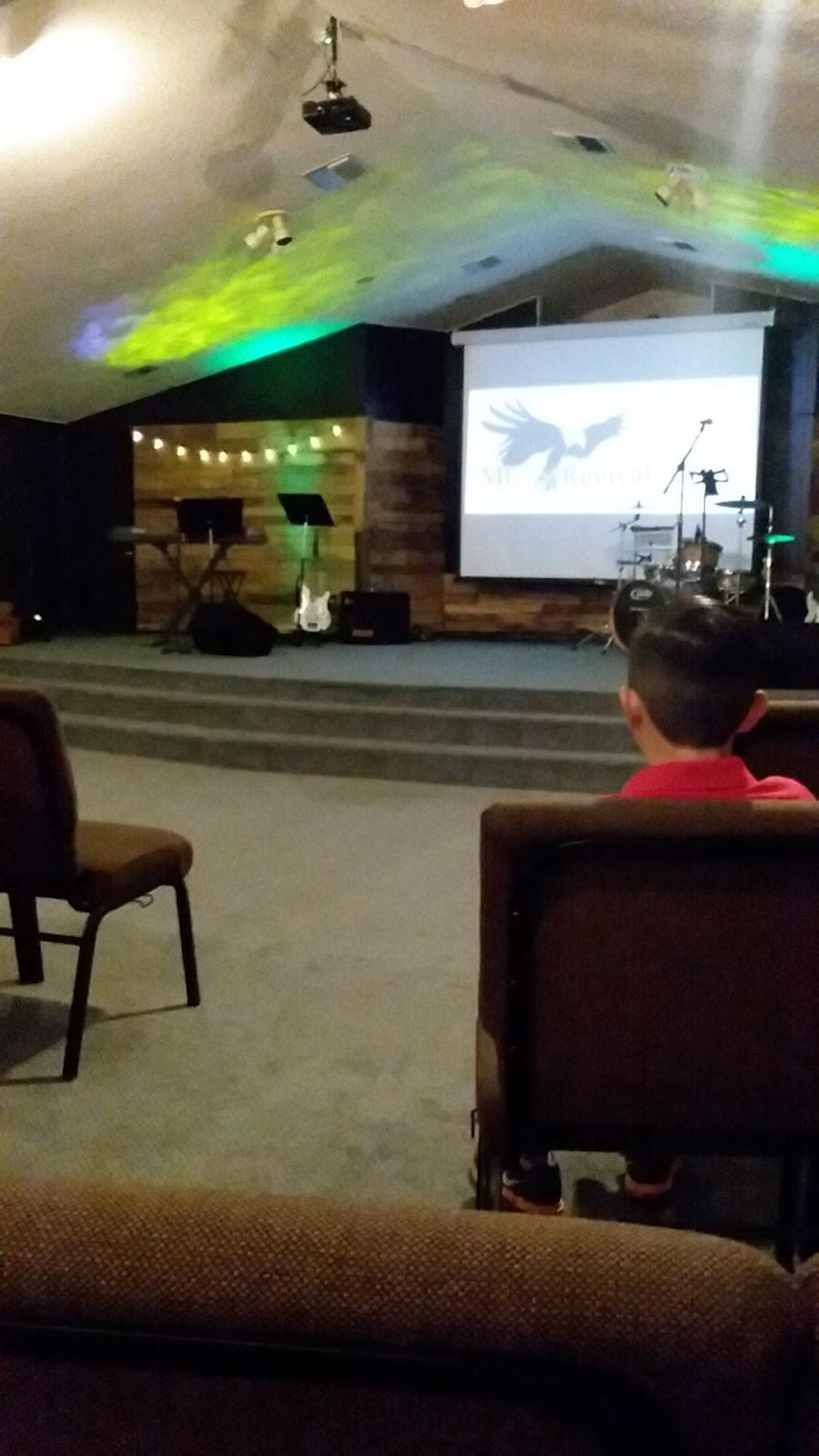 Mt. Zion Revival Center - church  | Photo 4 of 7 | Address: 2106 Jones Rd, Beeville, TX 78102, USA | Phone: (361) 343-5622