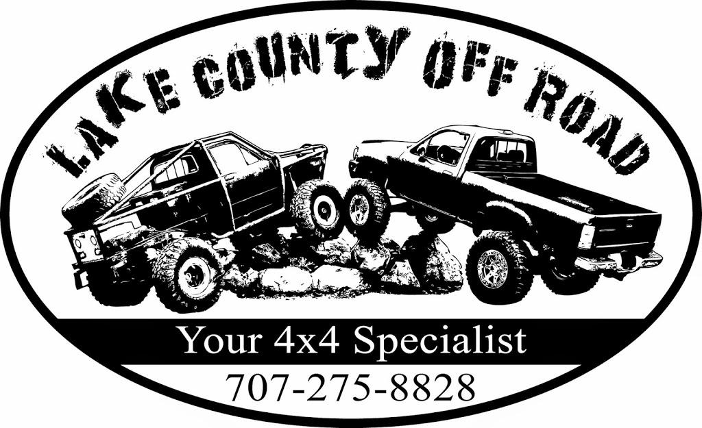 Lake County Off Road | car repair | 325 State Hwy 20 Ste A, Upper Lake, CA 95485, USA | 7072758828 OR +1 707-275-8828