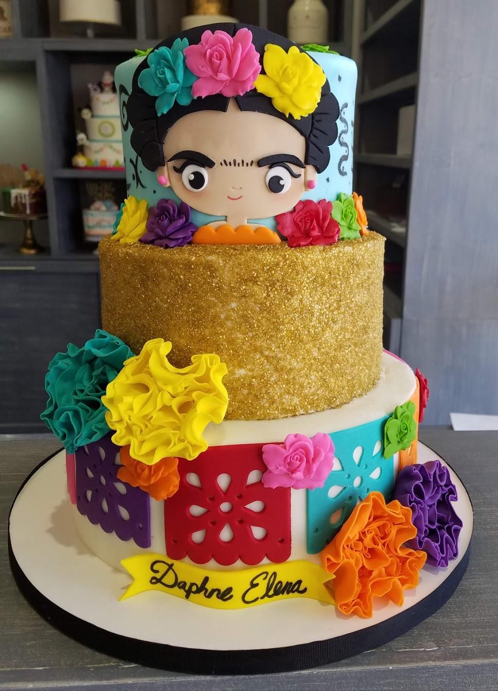 Cakes By Design - bakery    Photo 6 of 8   Address: 5517 McPherson Rd # 10, Laredo, TX 78041, USA   Phone: (956) 791-5712