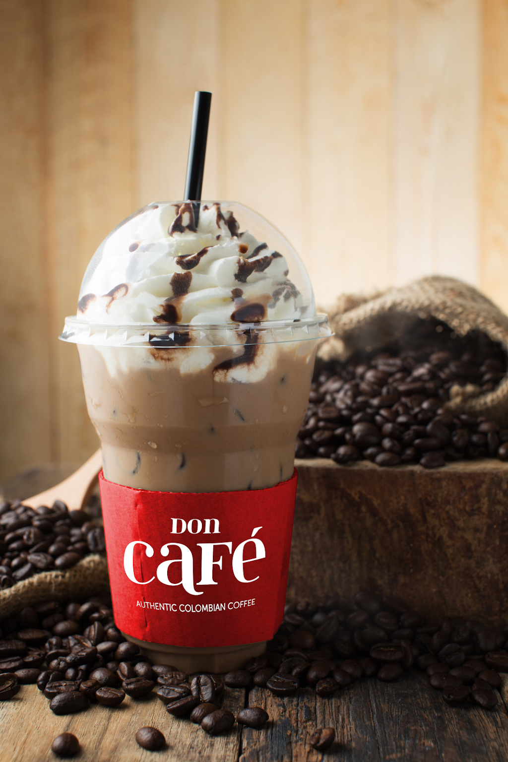 Don Cafe Products - cafe  | Photo 7 of 10 | Address: W 59th St & West Dr, New York, NY 10019, USA | Phone: (917) 617-0606