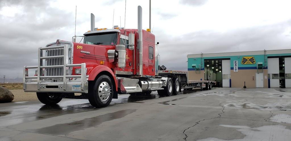 Blue Beacon Truck Wash of Wheeler Ridge, CA - car wash    Photo 2 of 10   Address: 5831 Santa Elena Dr I-5 Exit, 219A, Arvin, CA 93203, USA   Phone: (661) 858-2090