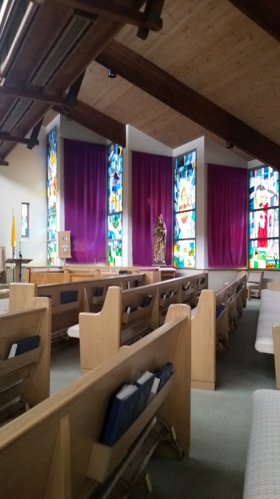 Our Lady of Victory - church  | Photo 4 of 10 | Address: 327 Cherry Lane Rd, Tannersville, PA 18372, USA | Phone: (570) 629-4572