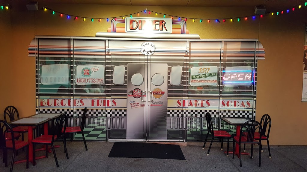 Pats Kitchen - restaurant    Photo 1 of 10   Address: 5517 McPherson Rd #12, Laredo, TX 78041, USA   Phone: (956) 753-7287