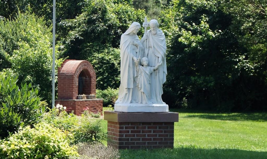 Holy Ghost Church - church    Photo 3 of 4   Address: 15848 Rock Point Rd, Newburg, MD 20664, USA   Phone: (301) 259-2515