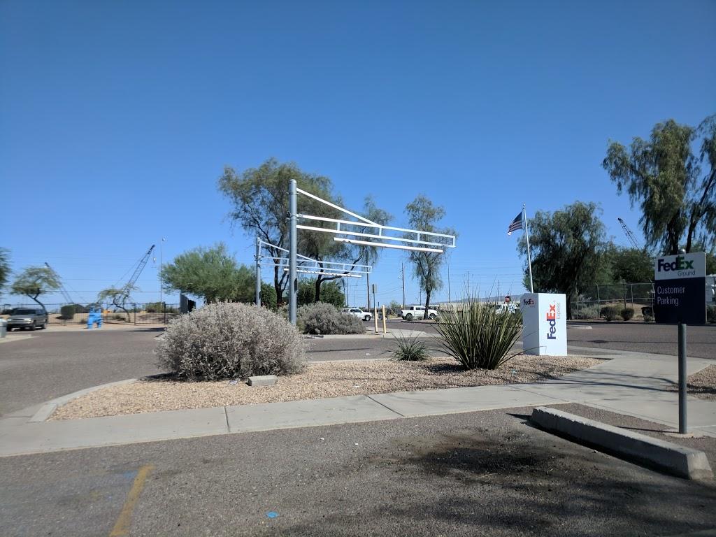 FedEx Ground - moving company    Photo 2 of 10   Address: 3410 S 51st Ave, Phoenix, AZ 85043, USA   Phone: (800) 463-3339