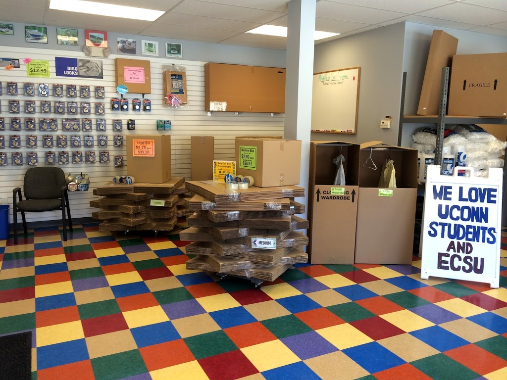 Mansfield Self Storage | store | 533 CT-32, Mansfield, CT 06250, USA | 8604554731 OR +1 860-455-4731