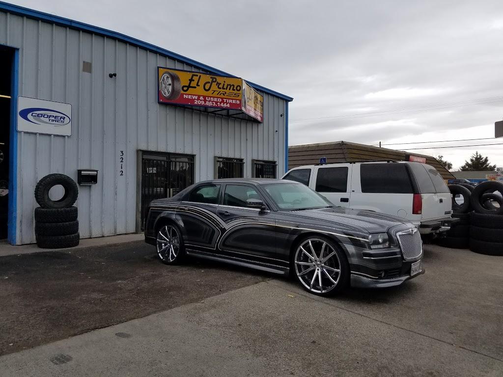 El Primo Tire Shop - car repair  | Photo 1 of 6 | Address: 3212 Atchison St, Riverbank, CA 95367, USA