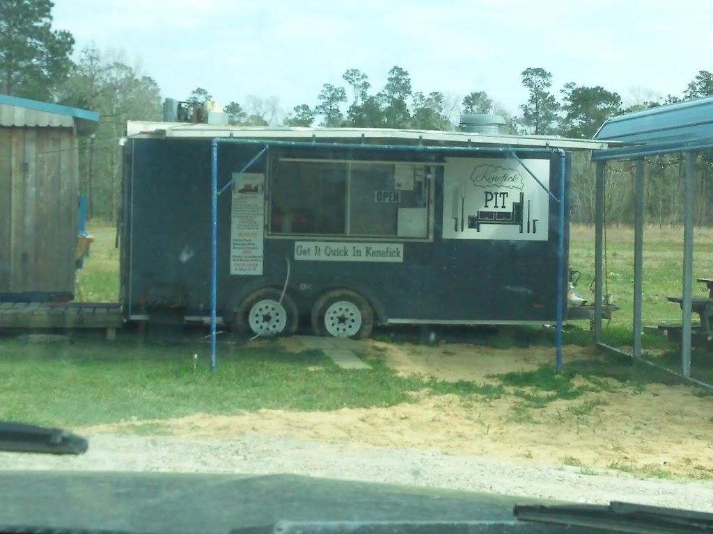 Kenefick Pit | restaurant | 3626 FM1008, Dayton, TX 77535, USA | 2816593997 OR +1 281-659-3997