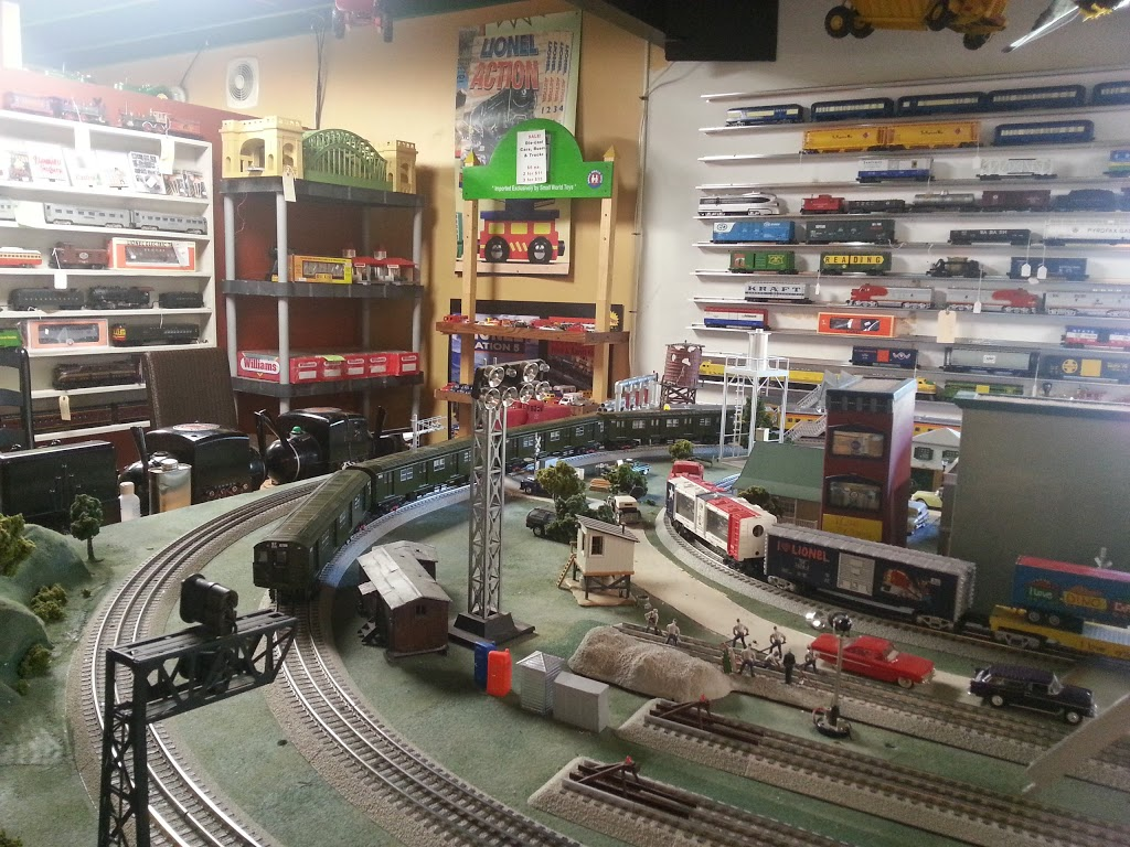 I Love Toy Trains Store - store  | Photo 6 of 10 | Address: 4212 W 1000 N, Michigan City, IN 46360, USA | Phone: (219) 879-2822