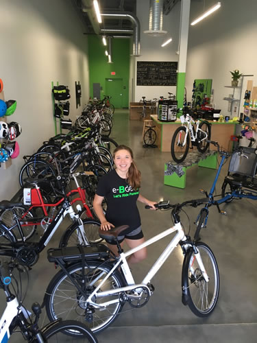 eBoom Electric Bikes - bicycle store  | Photo 9 of 10 | Address: 6 S Main St, Whitestown, IN 46075, USA | Phone: (317) 340-4156